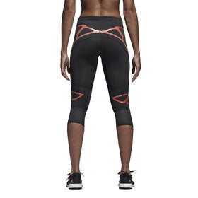 adidas AdiZero SW RC 3/4 Tights Women carbon